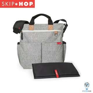Skip Hop Duo Signature Diaper Bag - Grey Melange [BG-SH200326]