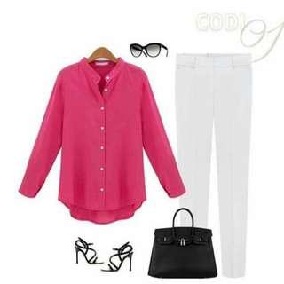 💋 U.S. Style Polo Shirt Php389