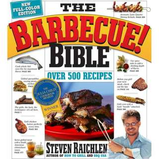 THE BARBECUE! BIBLE [eBook]