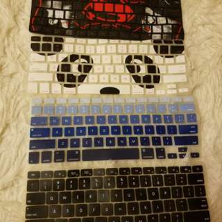 MacBook keyboard covers