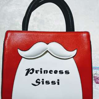 NEW Bag PRINCESS ISSI Original Branded import Malaysia