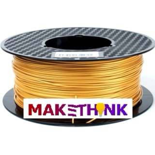 3D Metal Filaments , Gold or Silver (1kg)