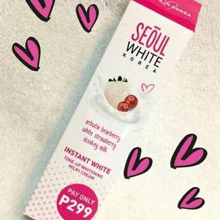 Seoul White Cream