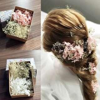 永生花乾花花盒,$50/盒,只限荃灣交收,有意請Pm