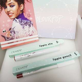 Colourpop | Wild Nothing Lip Kit