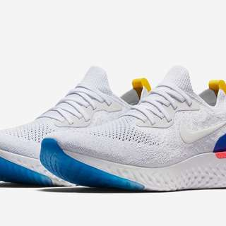 Nike Epic React (White)