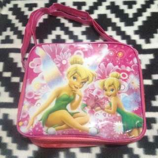 Tinkerbel Lunch Bag Set