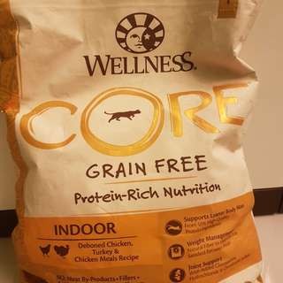 Wellness Core Cat Food 4.9kg