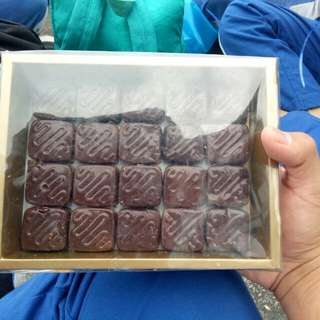 square chocolate