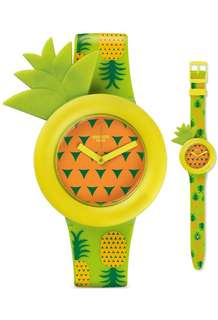 Swatch pineapple watch