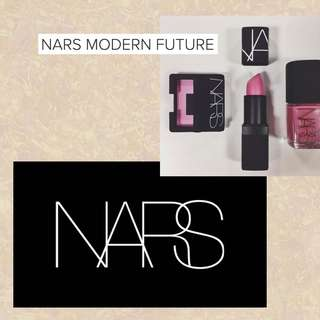 NARS Modern Future Limited Edt Kit