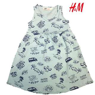 H&M dress for kids 8 to 10 yrs old