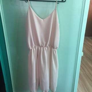 White/Cream Dress