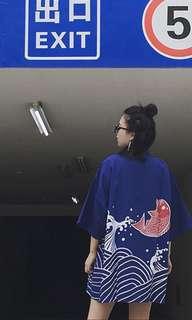 👚harajuku kimono koi cardigan👚