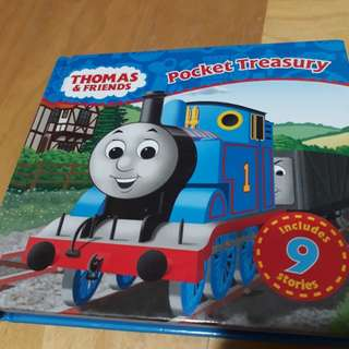 Thomas & Friends storybook