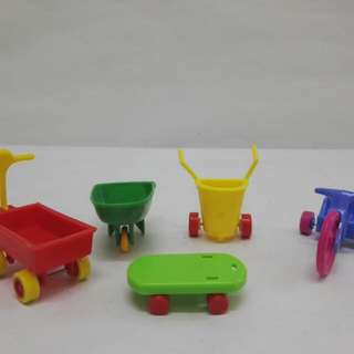 McDonalds Miniature Toys