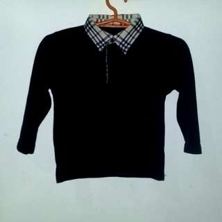 Longsleeve Polo Shirt