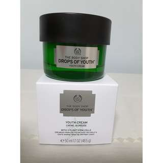 Youth Cream - The Body Shop Drops of Youth