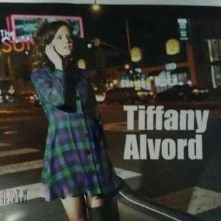 Tiffany Alvord poster