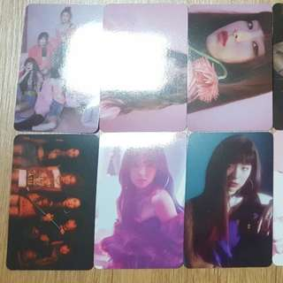 Kihno Album The Perfect Red Velvet+12 photocards