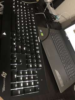 TRADING Razer Ultimate Blackwidow Stealth CLG Edition