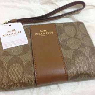 Authentic pouch Coach from us..