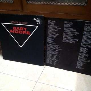 Lp...GARY MOORE...(ALBUM)VICTIMS OF THE FUTURE