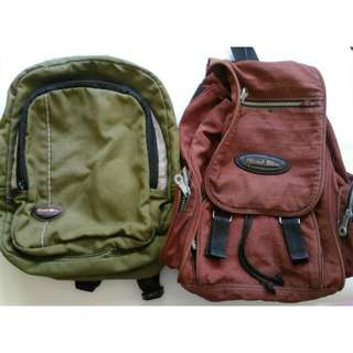 Original Hawk Backpack (Bundle)