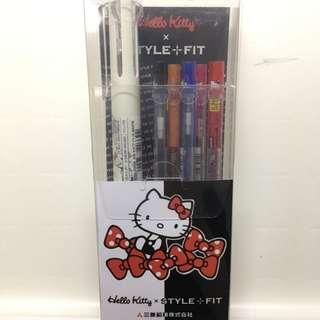 Hello Kitty 五色筆