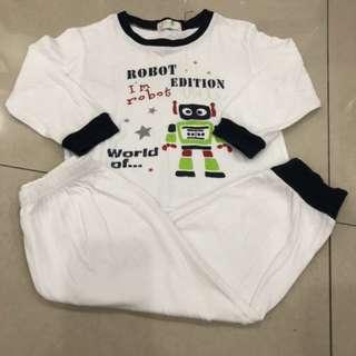 J Baby Pyjamas (1-2years)