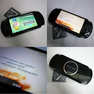 Sony PSP 3000 Game Music Video $125