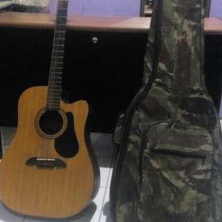 guitar alvarez akustik listrik