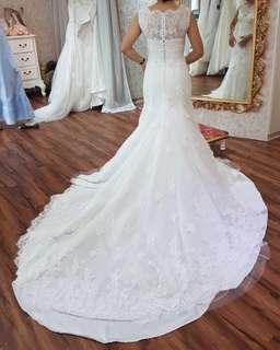 Wedding Gown & Veil