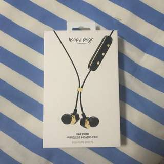 HAPPY PLUG EARPIECE - BLACK (7851)