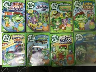 Leapfrog dvd original and authentic