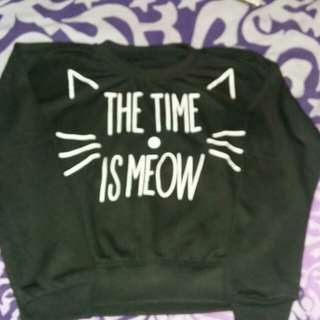 Sweater Meow
