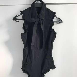 🈹🇮🇹(New)Miu Miu 黑色貼身上衣(size42)