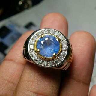 Blue sapphire srilanka plus memo