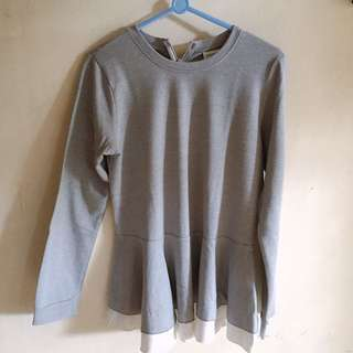 Cottonink baju ruffles