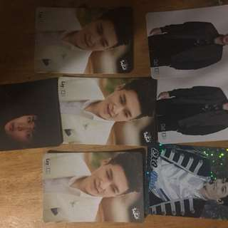 Exo-Lay&Kai Yes Card
