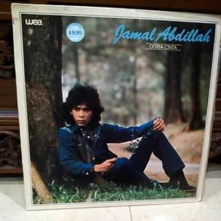 Lp...JAMAL ABDILLAH...(ALBUM) DERITA CINTA