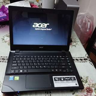 Pre-loved Acer Aspire Intel Core i5