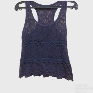 Kamiseta Lace Cami Top