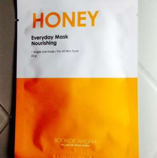 Korean Facial Mask