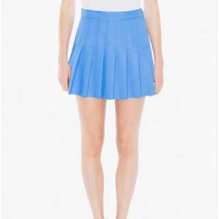 BARELY WORN AMERICAN APPAREL TENNIS SKIRT L