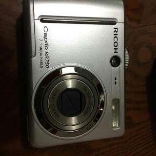 used ricko camera