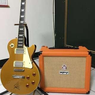 Orange amplifier 35LDX 電吉他 音箱