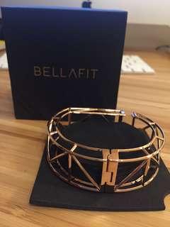 Bellafit - Statement Jewelry for Fitness Tracker (Edge Rose) BNIB