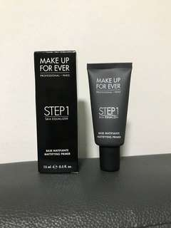 Make Up Forever - mattifying primer