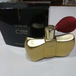 guerlain body shimmer coque d'or